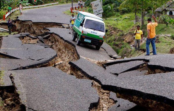 Pengertian dan Sebab Akibat Gempa Bumi [LENGKAP] | Seismograf, Gempa Vulkanik, Tektonik