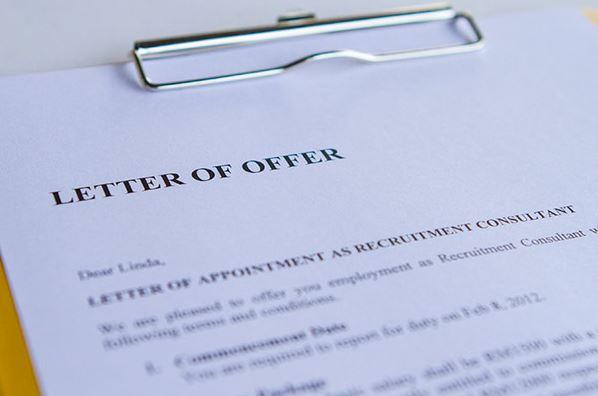 25 contoh surat pernyataan kerja perjanjian perusahaan