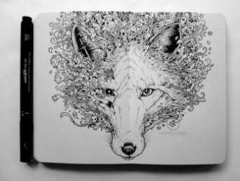 doodle pemula