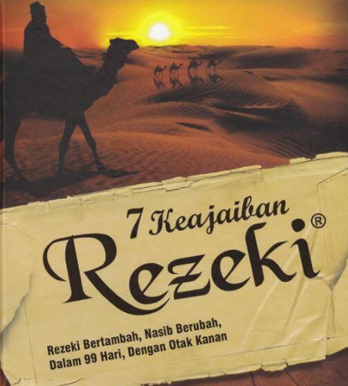 resensi buku 7 keajaiban rezeki