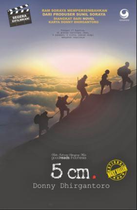 sinopsis novel 5cm