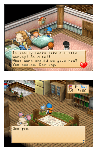 cara menikah di game harvest moon hero of leaf valley