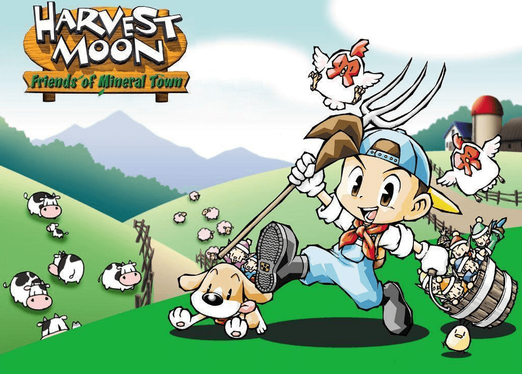 cara menikahi popuri di harvest moon back to nature