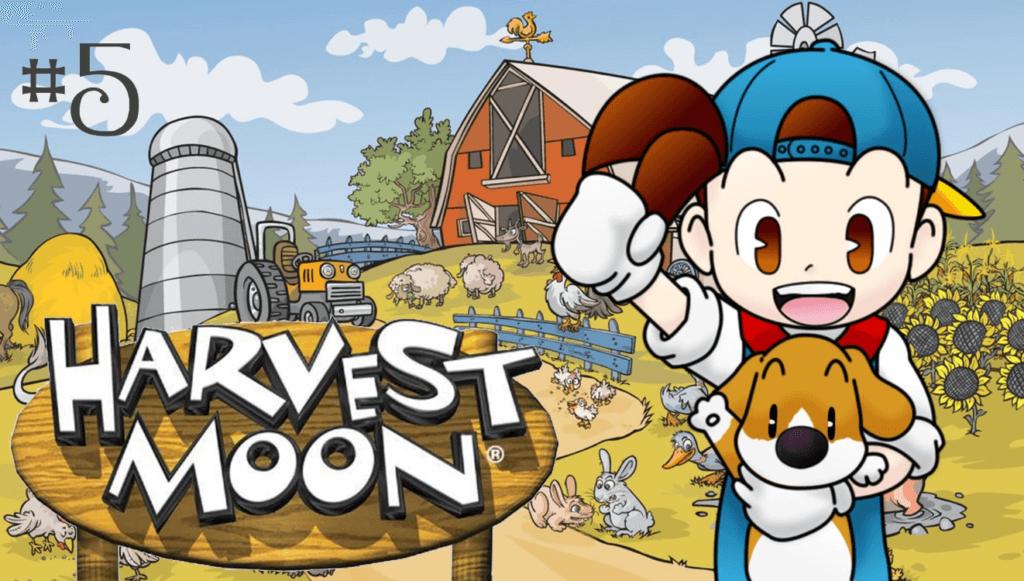 resep membuat coklat di game harvest moon