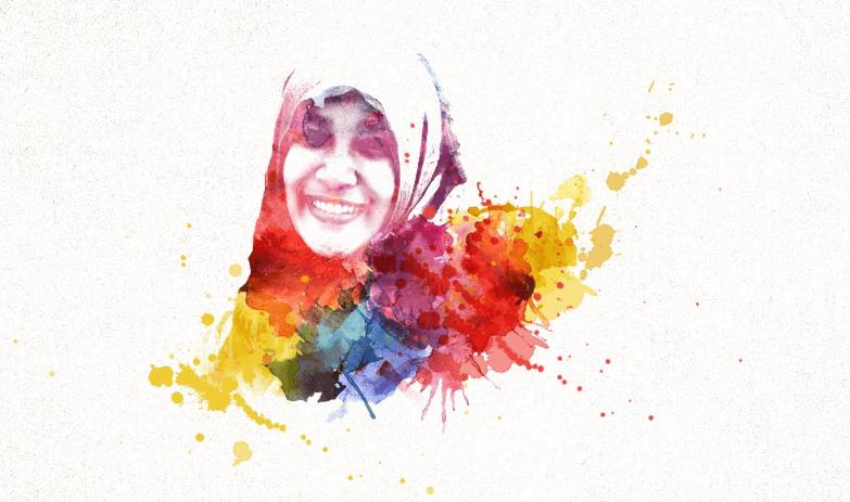 Desain Wajah Full Colour