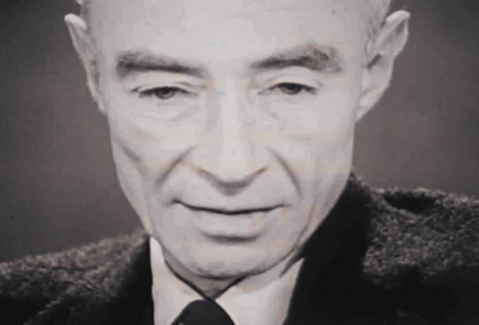 Penemu Bom Atom Dr. J. Robert Oppenheimer
