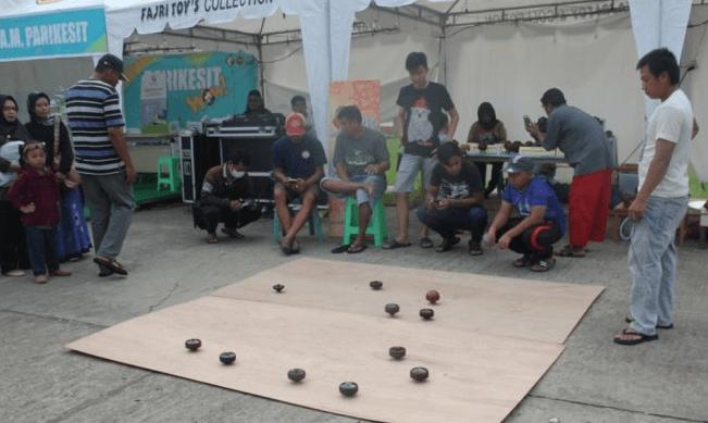 Permainan Tradisional Kalimantan