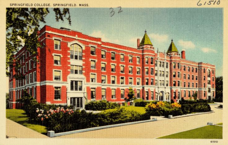 Springfield College Juli 1896.