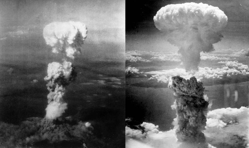 bom atom di hirsoshima dan nagasaki