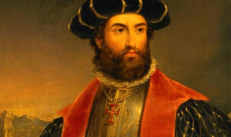 penemu benua asia Vasco da Gama