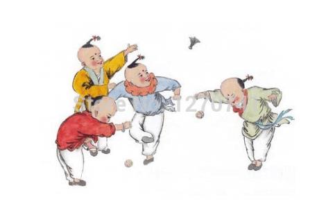 ti jian zi sejarah badminton