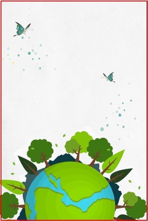 desain poster lingkungan
