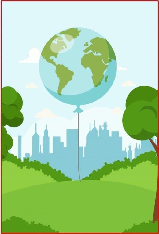 gambar poster lingkungan hidup
