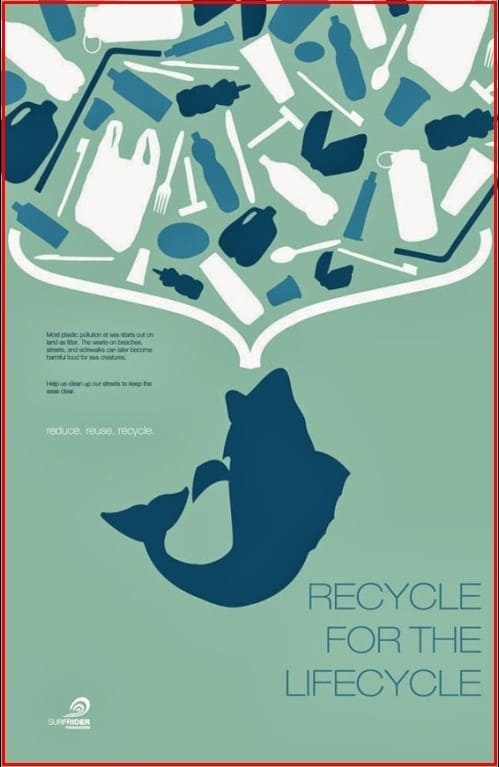 poster lingkungan bersih dan sehat
