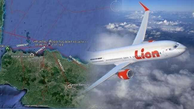Pesawat Oleng